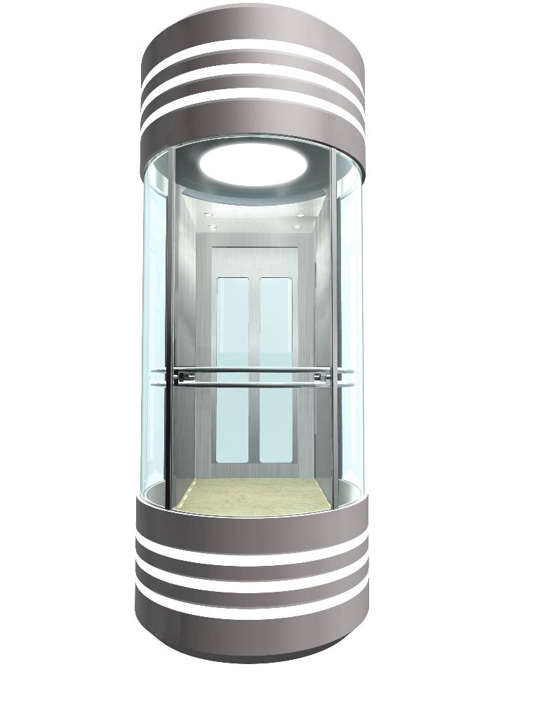 thang máy quan sát - thang máy mạnh tiến