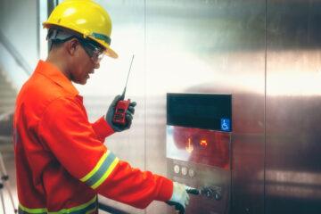 Thang máy Mạnh Tiến - Cải tạo và nâng cấp thang máy